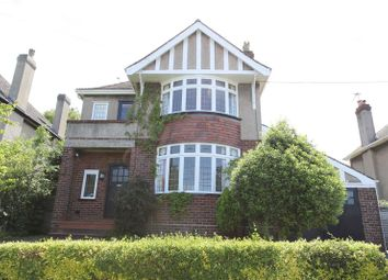 Thumbnail 4 bedroom detached house for sale in Kings Road, Clevedon