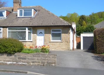 Thumbnail 3 bed semi-detached bungalow for sale in Villa Road, Bingley