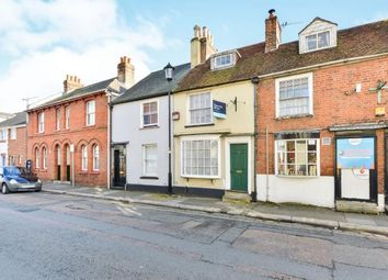Thumbnail 1 bed terraced house for sale in Pyle Street, Newport