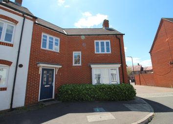 Thumbnail 4 bed end terrace house to rent in Orchid Court, Kingsnorth, Ashford