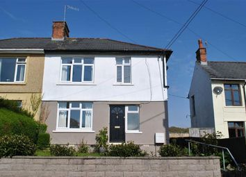 Thumbnail 3 bed semi-detached house for sale in Lewis Crescent, Gilfach, Bargoed