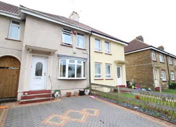Thumbnail 3 bed terraced house for sale in Ash Road, Gravesend