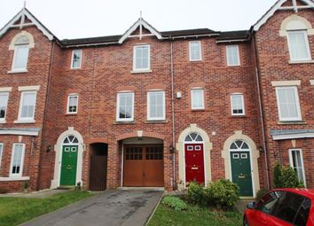 Thumbnail 4 bed terraced house for sale in Mellor Close, Blackburn, Lancashire