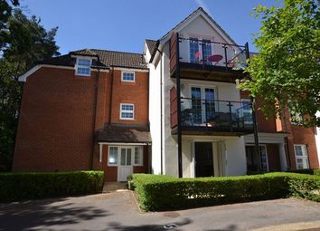 Thumbnail 2 bedroom flat for sale in The Coppice, Church Crookham, Fleet