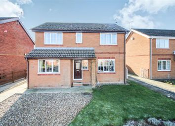 Thumbnail 4 bed detached house for sale in Beech View, Cranswick, Driffield