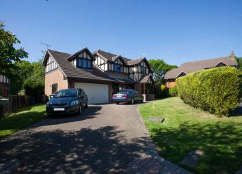 Thumbnail 5 bedroom detached house for sale in Kingsbury Court, Skelmersdale