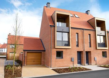 "Thumbnail 3 bedroom semi-detached house for sale in ""Violet"" at Meadlands, York"