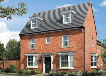 "Thumbnail 4 bed semi-detached house for sale in ""Hereford"" at Blenheim Close, Stafford"