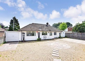 Thumbnail 4 bed detached bungalow for sale in Ashford Road, Canterbury, Kent