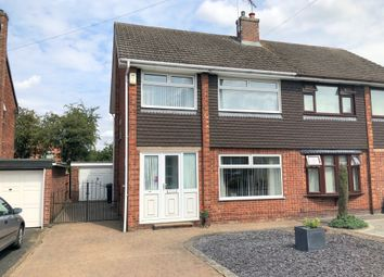 Thumbnail 3 bed semi-detached house for sale in West Avenue, Ripley