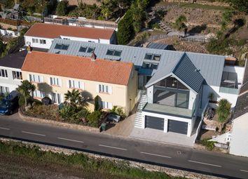 Thumbnail 4 bed detached house to rent in La Route De L'etacq, St. Ouen, Jersey