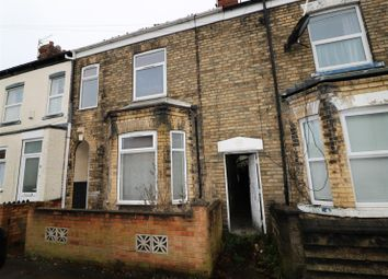 Thumbnail 3 bed terraced house for sale in Kings Bench Street, Hull