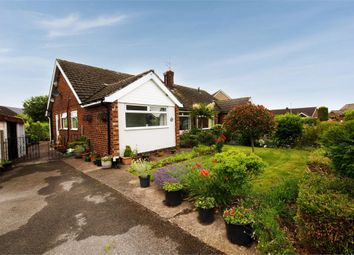 Highfield Drive, Nantwich, Cheshire CW5. 4 bed semi-detached bungalow for sale