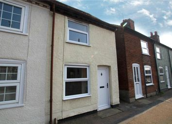 Thumbnail 1 bedroom end terrace house for sale in The Street, Bramford, Ipswich