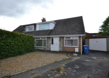 Thumbnail 2 bed semi-detached house for sale in Longfield Avenue, Coppull, Chorley