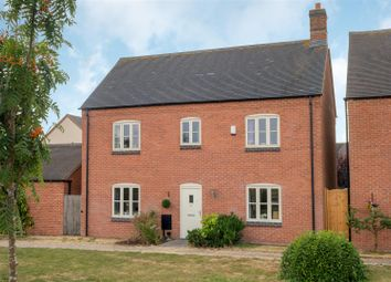 Thumbnail 4 bed detached house for sale in Barton Road, Congerstone, Nuneaton