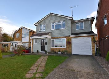 Thumbnail 5 bed detached house for sale in Riffhams Drive, Chelmsford
