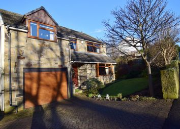 Thumbnail 4 bed detached house for sale in Causeway Side, Linthwaite, Huddersfield