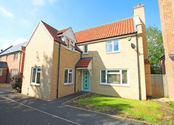 Thumbnail 4 bedroom detached house to rent in Old Lode Court, Burwell
