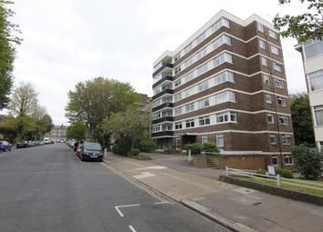 Thumbnail 3 bed flat to rent in Valverde House, Eaton Gardens, Hove