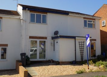 Thumbnail 3 bed terraced house for sale in Hawthorn Grove, Exmouth, Devon