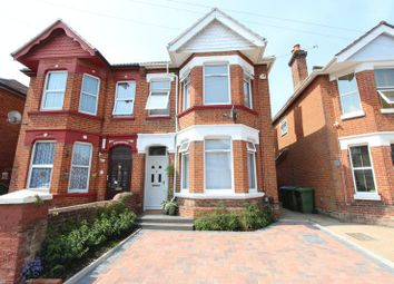 Thumbnail 3 bedroom semi-detached house for sale in Rampart Road, Southampton