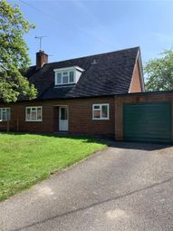 Thumbnail 2 bed semi-detached house to rent in Sudbury, Ashbourne, Derbyshire