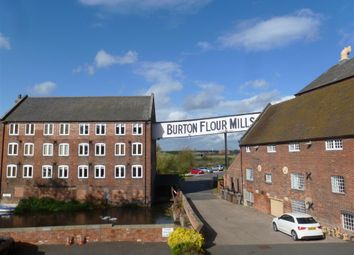 Thumbnail 3 bed town house to rent in The Flour Mills, Burton-On-Trent