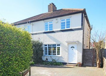 Thumbnail 2 bed semi-detached house for sale in Alexandra Road, Ashford