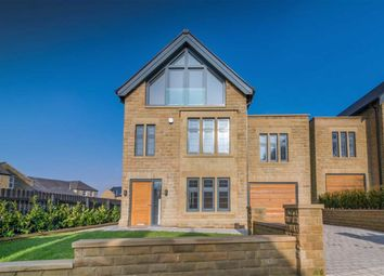 Thumbnail 4 bed detached house for sale in The Rise, Crowthorn, Bolton, Lancashire