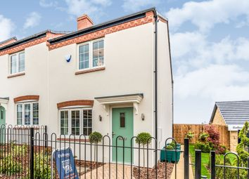 Thumbnail 2 bed semi-detached house for sale in New Yatt Road, North Leigh, Witney