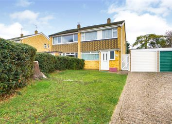 Thumbnail 3 bed semi-detached house to rent in Glennon Close, Reading, Berkshire