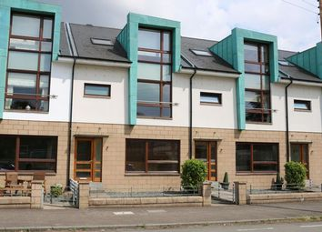 Thumbnail 5 bed town house for sale in Chamberlain Road, Jordanhill, Glasgow