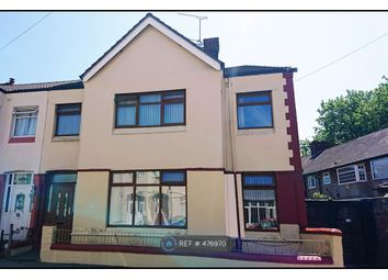 Thumbnail 5 bed terraced house to rent in Gorton Road, Liverpool