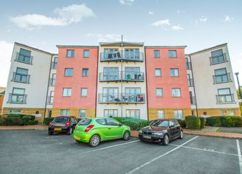 Thumbnail 2 bed flat for sale in Rhodfa'r Gwagenni, Barry