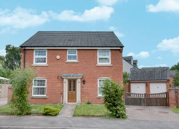 Thumbnail 4 bed detached house for sale in Barley Meadows, Inkberrow, Worcester