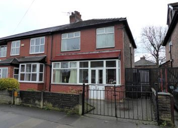 Thumbnail 3 bed semi-detached house for sale in Lumb Lane, Audenshaw