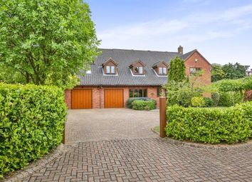 Thumbnail 5 bedroom detached house for sale in Taverham, Norwich, Norfolk