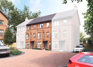 Thumbnail 4 bed town house for sale in Plot 22 The Cambridge, Victoria Gardens, Victoria Road, Headingley