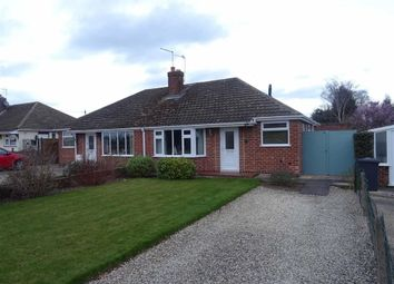 Thumbnail 2 bed semi-detached bungalow for sale in Greenwood Road, Stoke Golding, Nuneaton