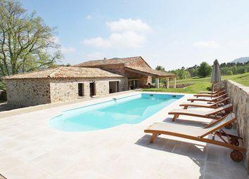 Thumbnail 5 bed detached house for sale in Bagnols-En-Forêt, Draguignan, Var, Provence-Alpes-Côte D'azur, France