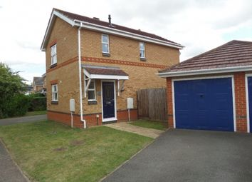 Thumbnail 3 bed detached house for sale in Leary Crescent, Newport Pagnell, Buckinghamshire