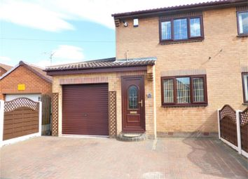 Thumbnail 2 bed semi-detached house for sale in Milford Avenue, Elescar, Barnsley