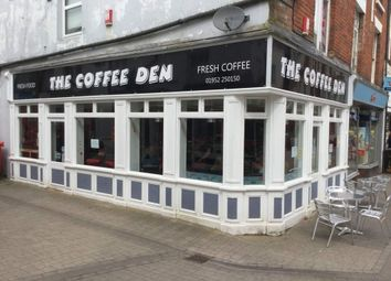 Thumbnail Restaurant/cafe for sale in 2 Market Square, Telford