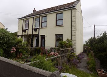 Thumbnail 3 bed semi-detached house for sale in Roche Road, Stenalees, St. Austell
