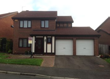 Thumbnail 4 bed end terrace house to rent in Emily Davison Avenue, Morpeth