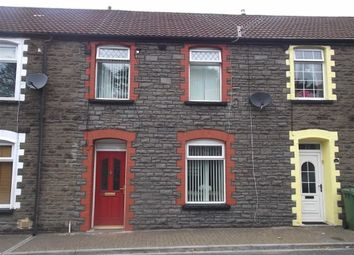 Thumbnail 3 bed terraced house for sale in Coedpenmaen Road, Trallwn, Pontypridd