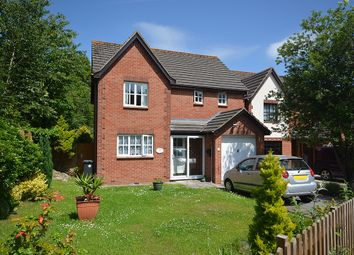 Thumbnail 3 bed detached house for sale in Guinevere Way, Chantry Fields, Exeter