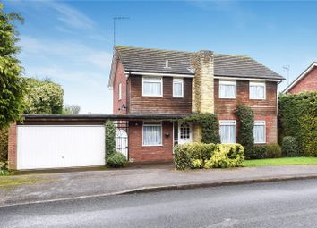 Thumbnail 4 bed detached house to rent in Ross Way, Northwood