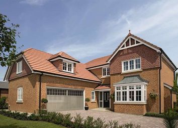 Thumbnail 5 bed detached house for sale in Kingsborough Manor, Eastchurch